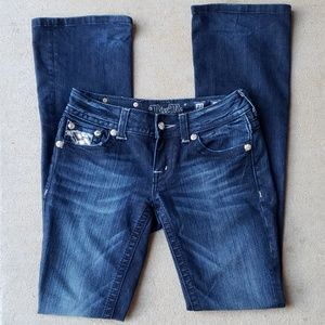 Miss Me Bootcut Jeans.  Size 27